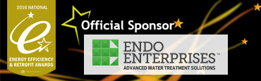Endo Sponsor 2016 Energy Efficiency and Retrofit Awards