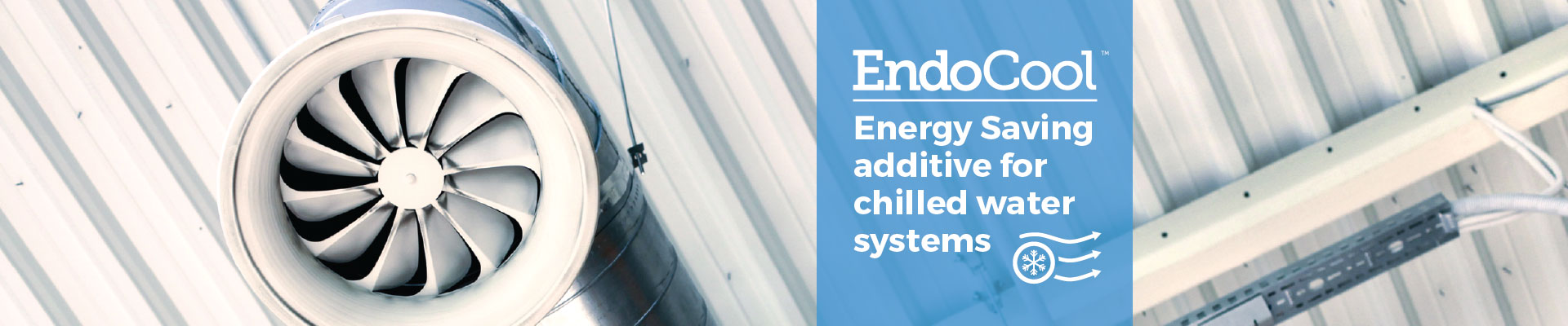 EndoCool Energy Saving Additive for Chilled Water Systems