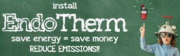 EndoTherm becomes Eco-Schools Energy Partner