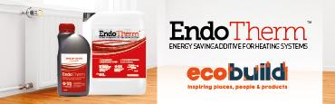 EndoTherm exhibits at EcoBuild 2017
