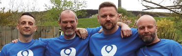 Endo Supports Product Manager on Three Peaks Charity Challenge