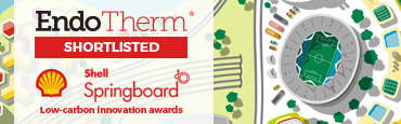 EndoTherm springboards into final of Shell low-carbon innovation scheme