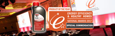 Success for EndoTherm at the National Energy Efficiency Awards