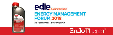 EndoTherm exhibiting at 2018 edie Energy Management Forum
