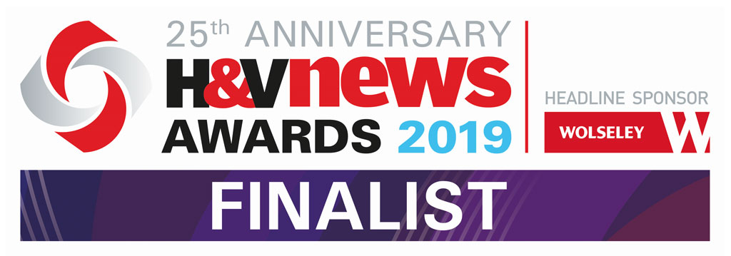 Endo Enterprises finalist for H&V News Awards 2019
