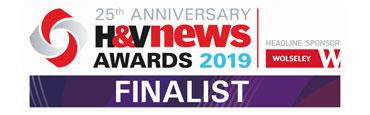 Endo Enterprises shortlisted for 2019 H&V News Awards