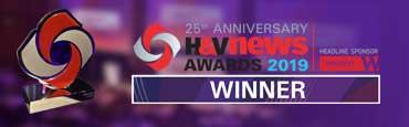 Endo Enterprises Winner of 2019 H&V News Award